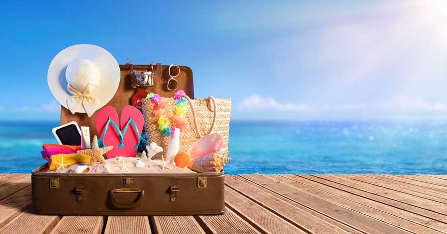 Profiter des vacances