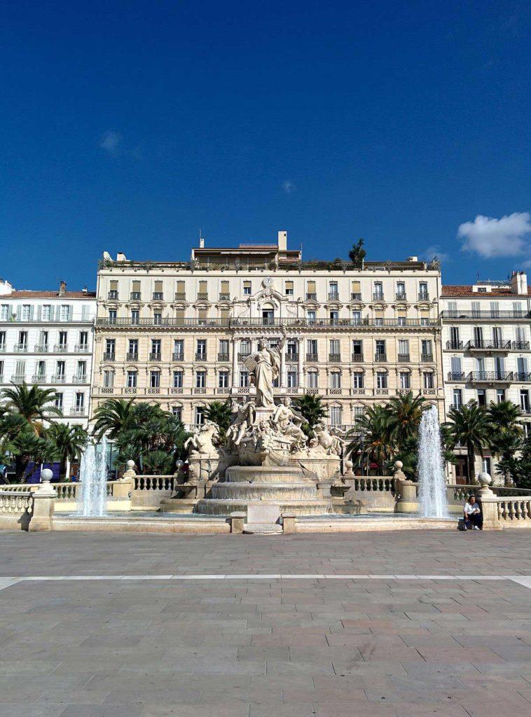 Toulon - Centre ville