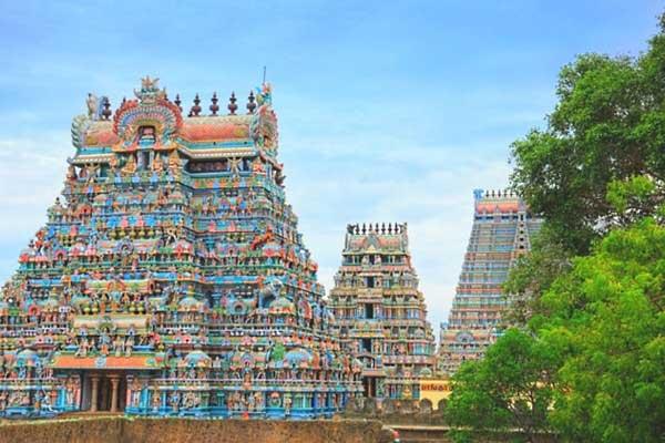 Monument en Inde