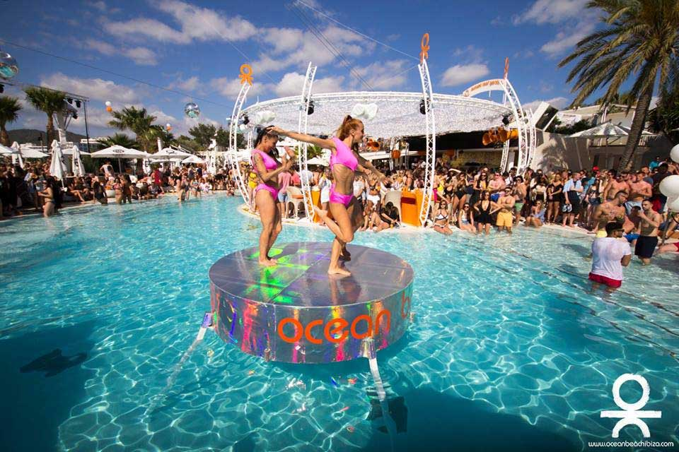 Ibiza - côté fête