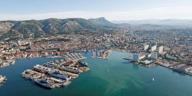 Toulon - Photo panoramique