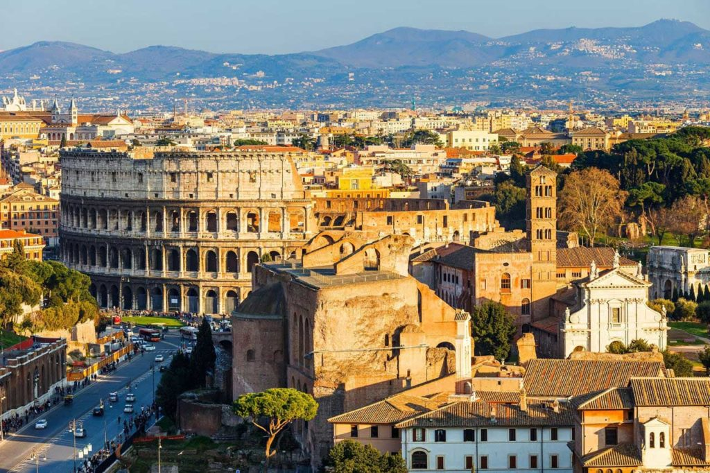 Ville de Rome - Italie