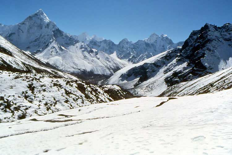 Himalaya - Montagnes