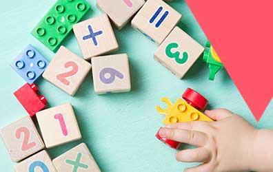 stylisme jouet pour enfant