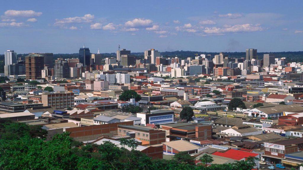 Harare  - Capitale du Zimbabwe