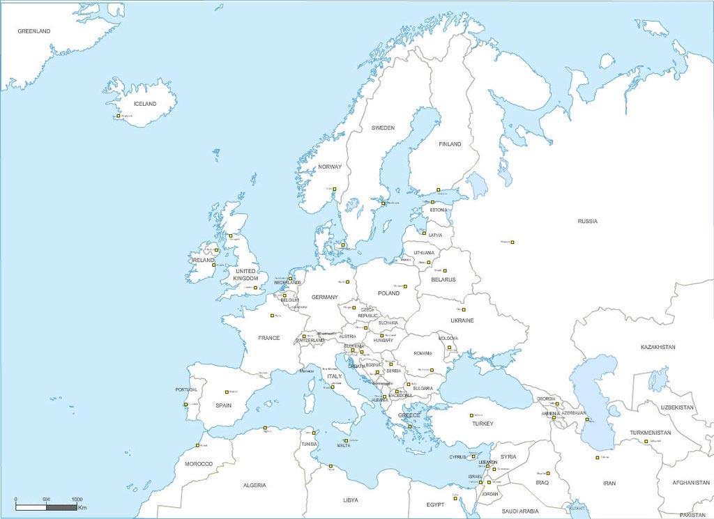 Carte du monde dessin