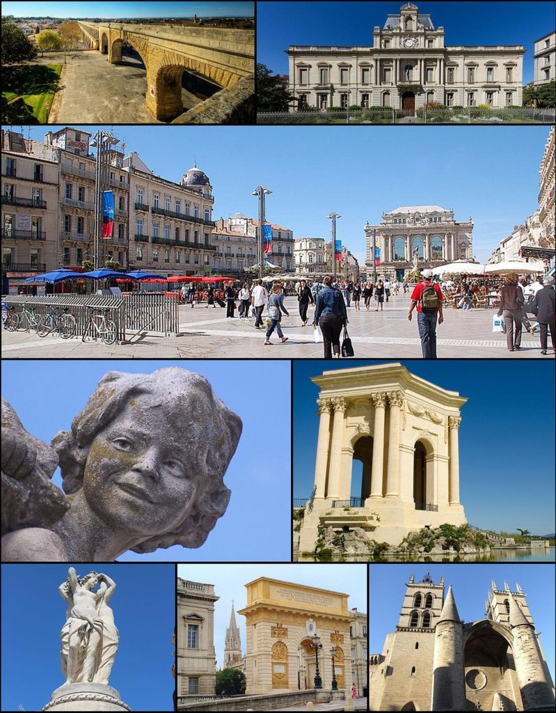 Photos de Montpellier